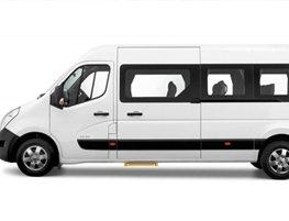 16 Seater minibus Hire Bolton