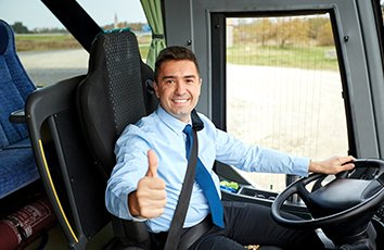 Minibus Hire With Driver Bolton