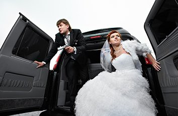 Wedding Minibus Hire Bolton