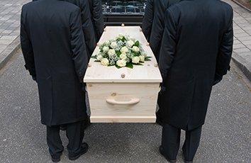 Funerals Minibus Hire Bolton